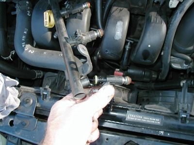 removing neon injectors